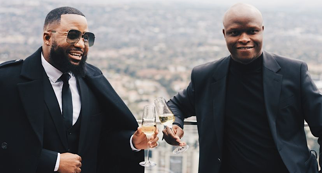 Cassper To Drop A 'First For SA Hip Hop' From His R100 Million Deal