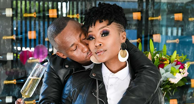 Pics! Khuli Chana Showers Lamiez Holworthy With 29 Luxury Gifts For Her 29th Birthday