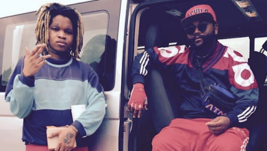 Sjava Reacts To Fan Comparing Saudi To A-Reece