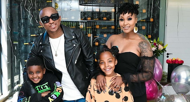 How SA Hip Hop Dads Celebrated Father's Day