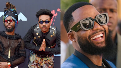 Cassper Reacts To US Hip-Hop Duo EarthGang Jamming To His Single 'Siyathandana'