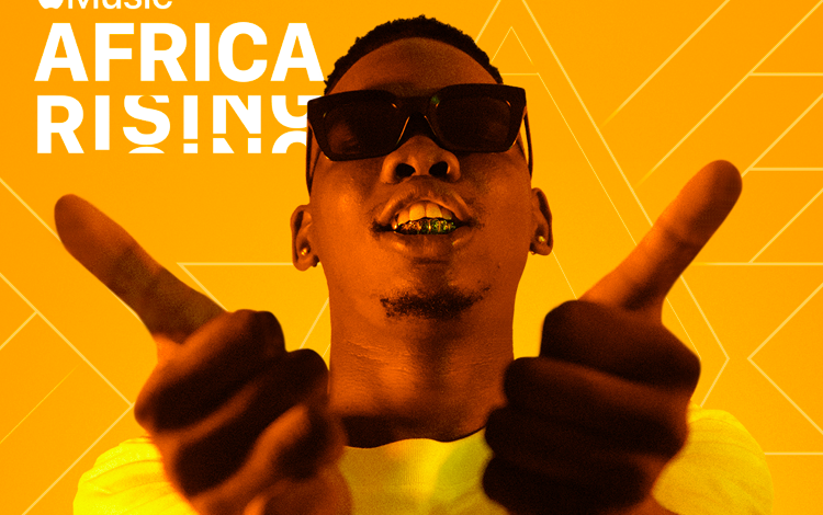 Blxckie Recognised as Apple Music's latest Africa Rising artist