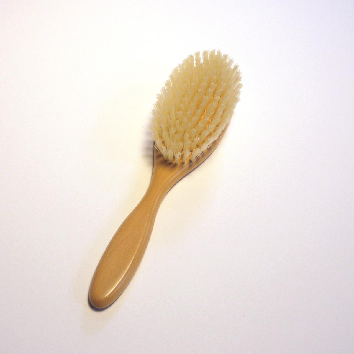 Natural Bristle and Nylon brush