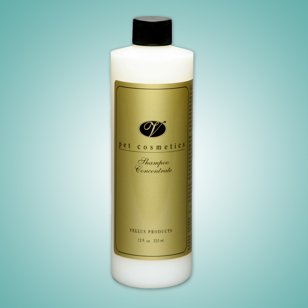Vellus Shampoo Concentrate
