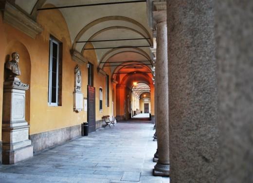 Pavia university
