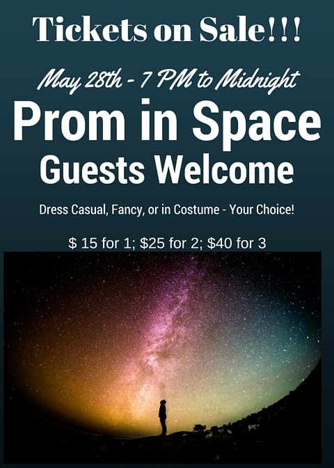 Arizona Preparatory Prom is May 28th