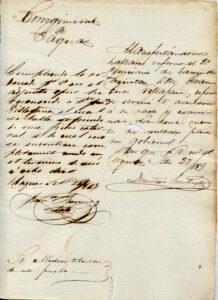 Caguas AHMCADA 02 SG AL COR C49 S2 1869 218x300 - Documentos Históricos de Caguas de 1806 a 1906