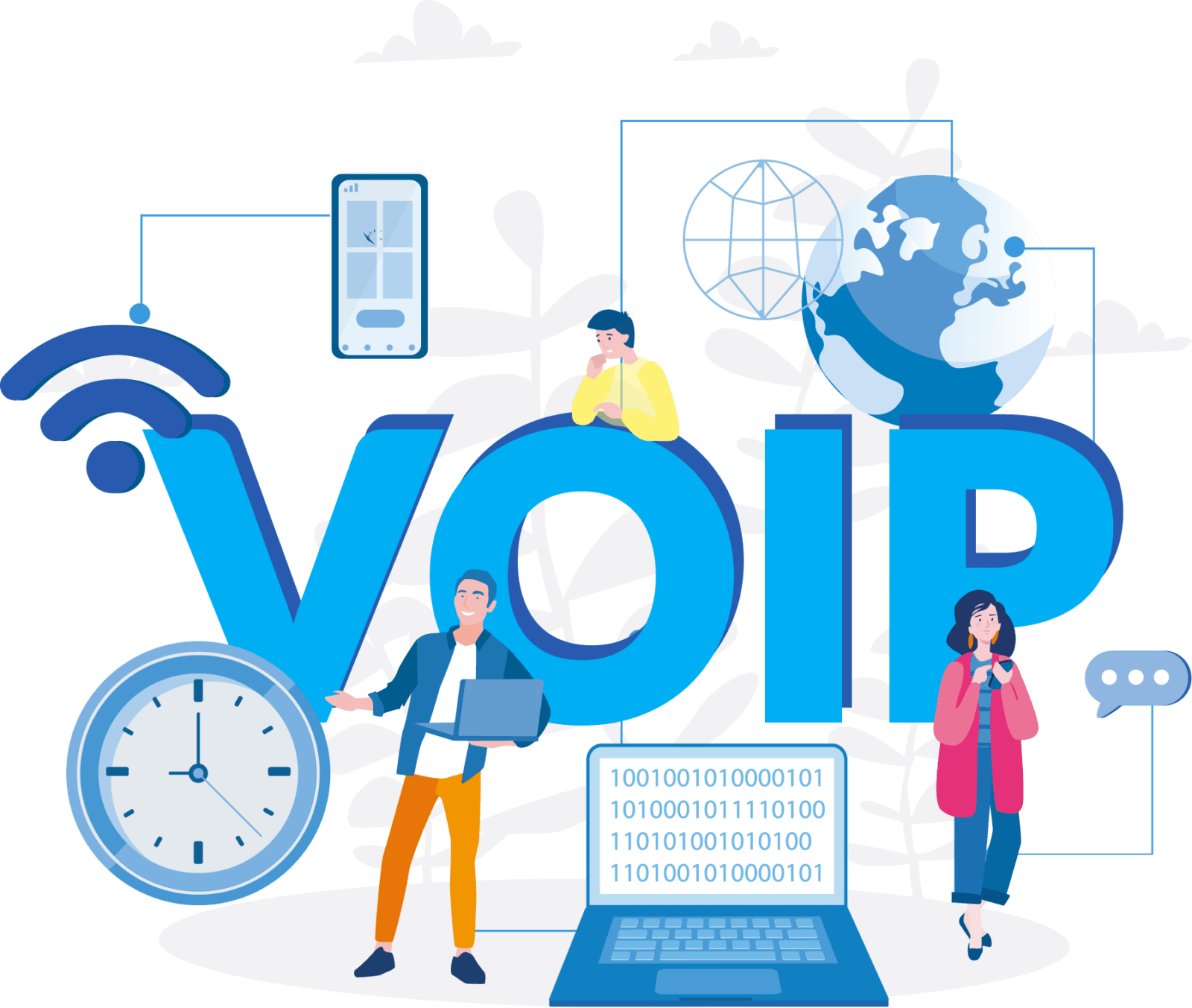 VoIP provider for Businesses