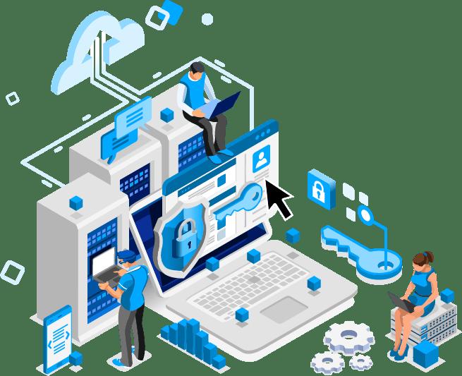 Information technology provider