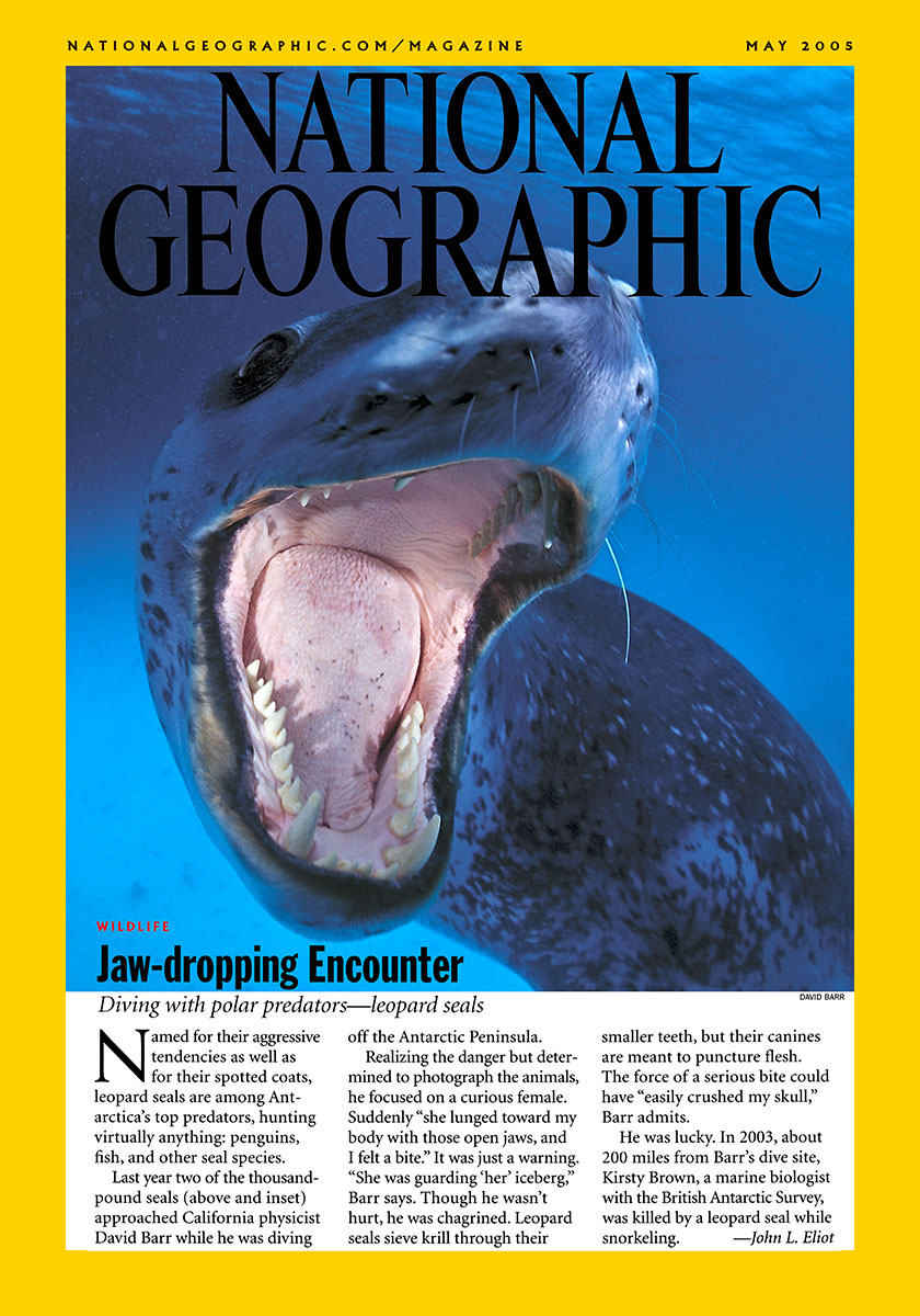 NatGeo Jaw Dropping Encounter