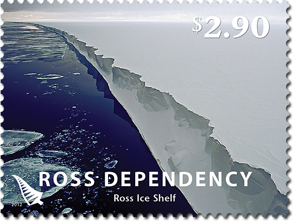 Ross Dependency Stamp