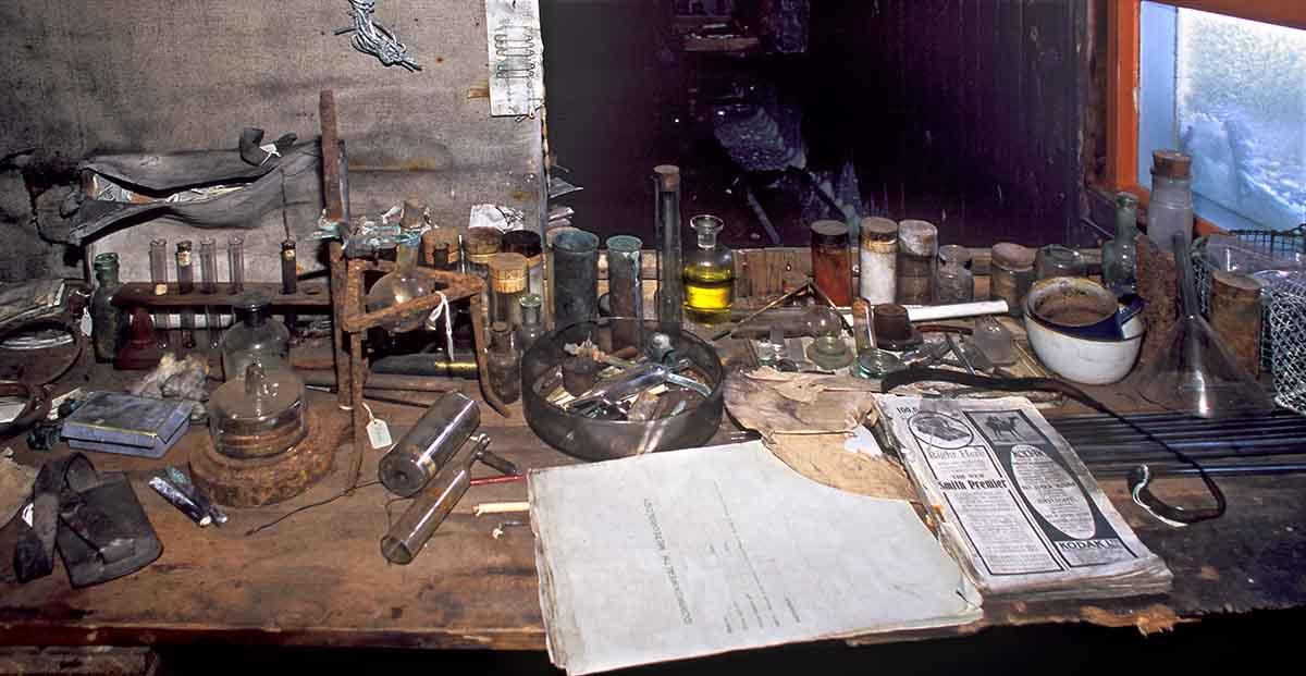 Chemistry Bench