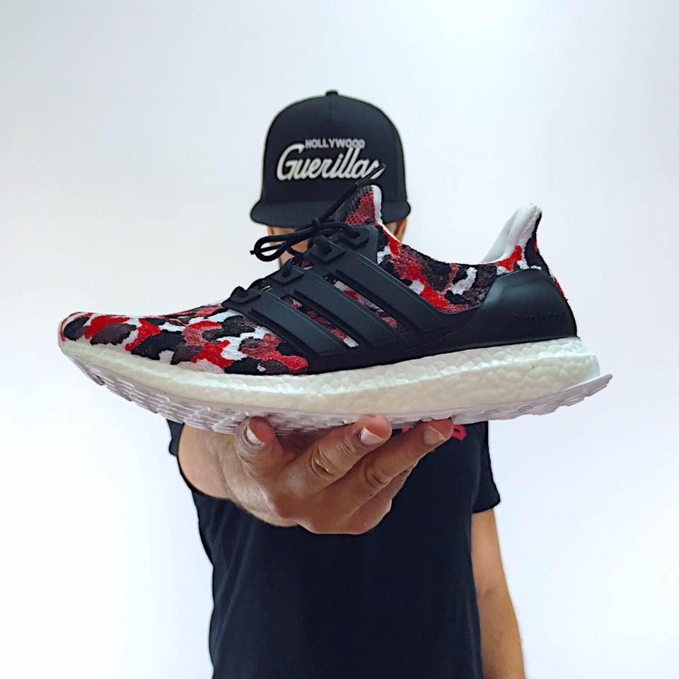 New Tutorial Coming Soon! How to Flip Your Adidas Ultraboost to Camo