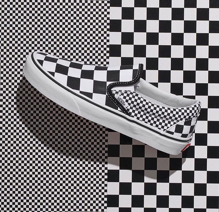 Vans Checkerboard Stencil Set
