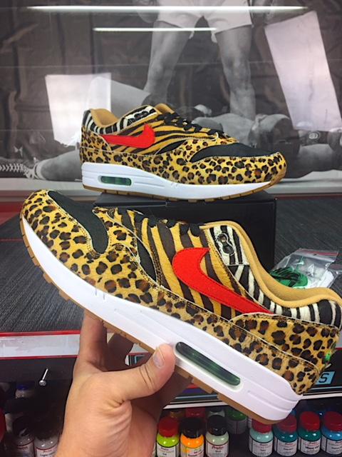 Animal Print Stencil Pack – Cheetah, Zebra & Tiger Prints