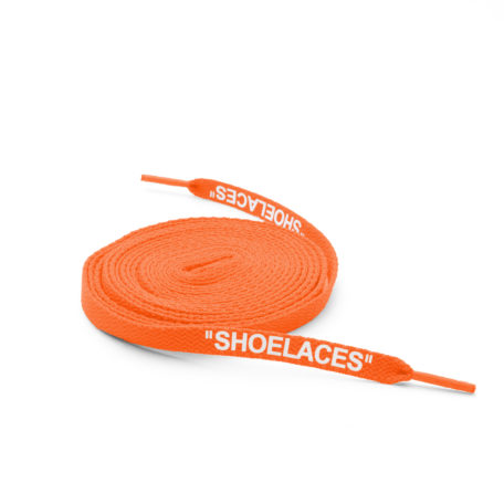 ORANGE LACES