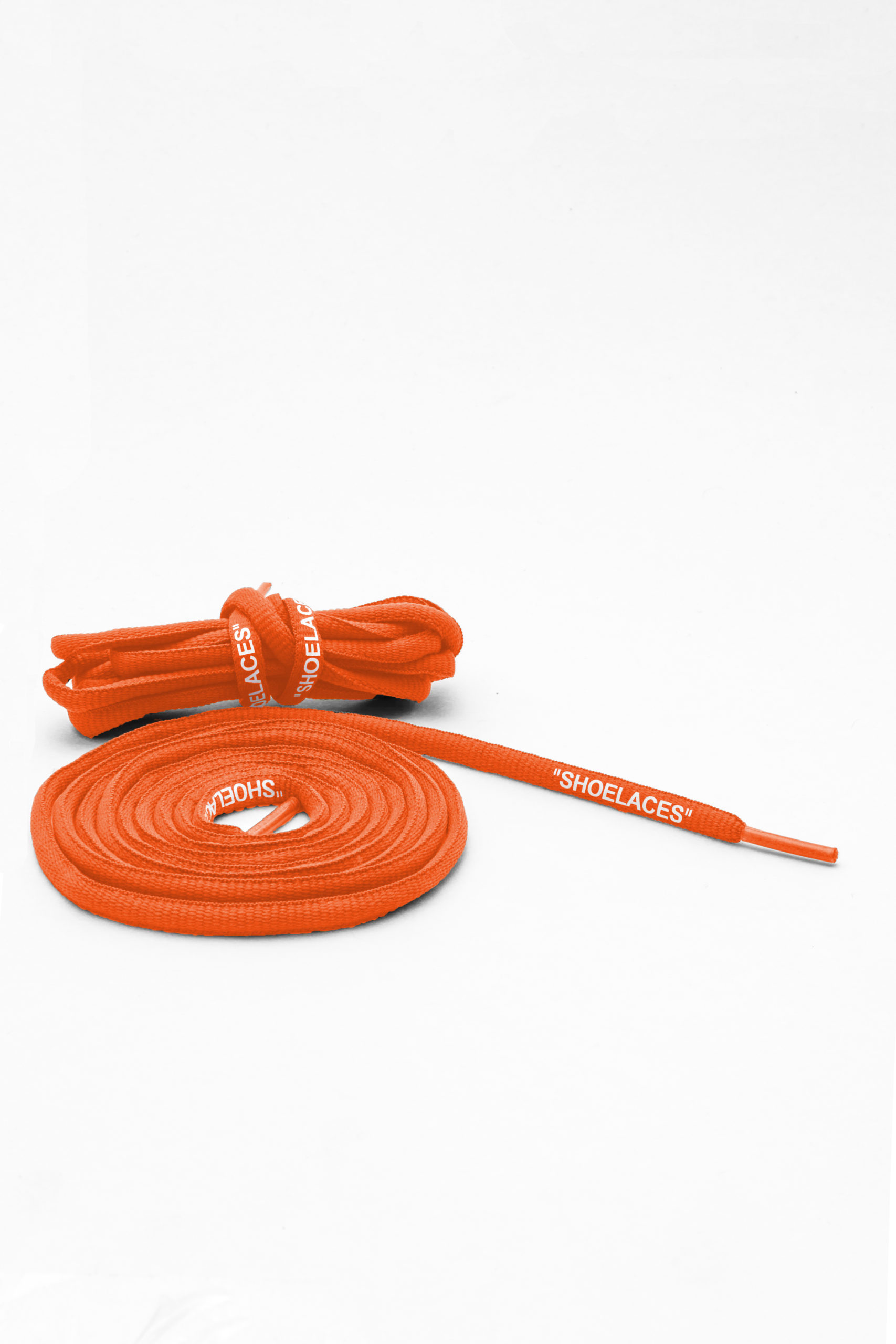 Premium Off White Oval Replacement Laces (7 Colors)