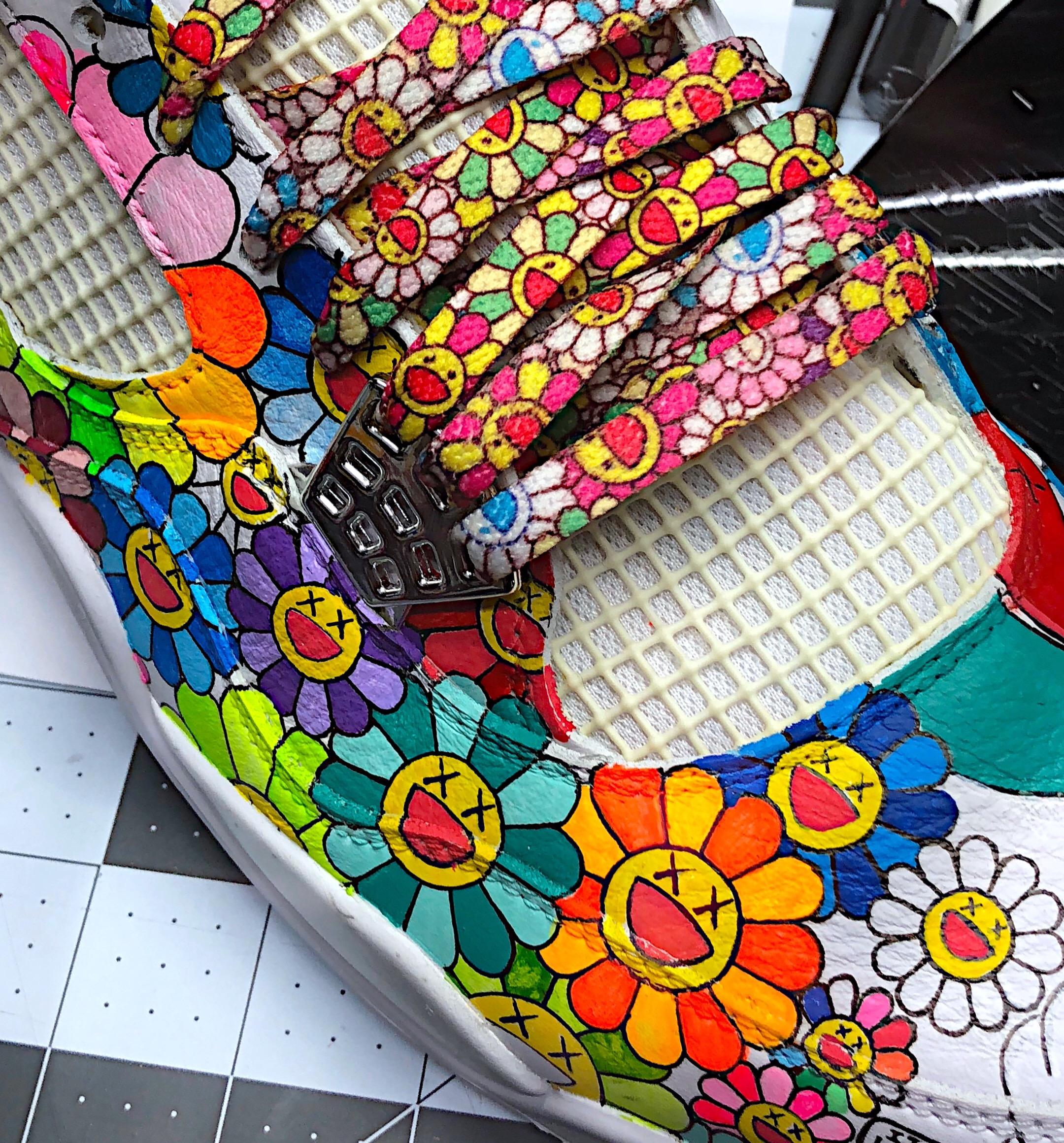 Murakami Flower Laces