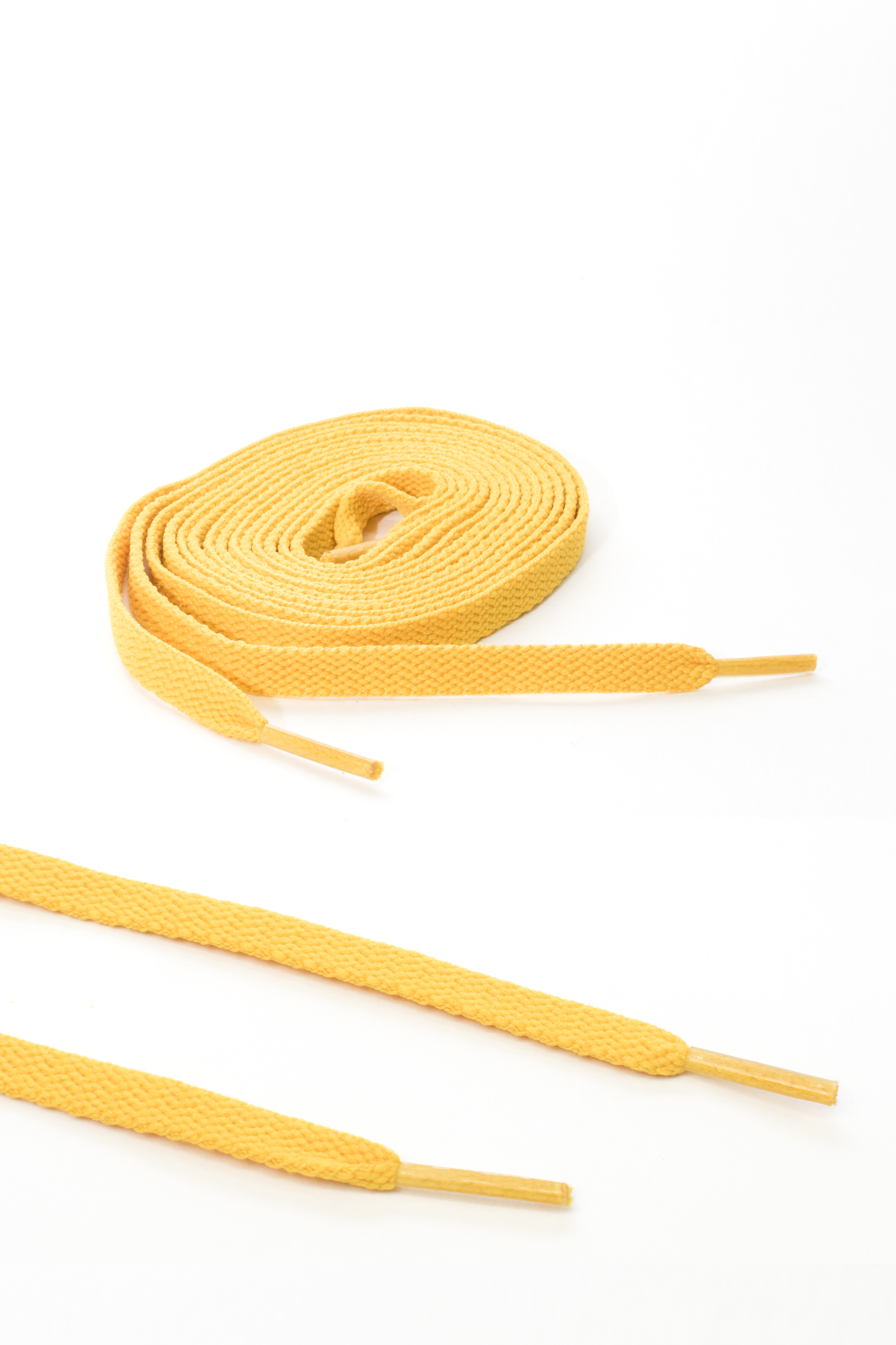 Union Yellow/Gold Laces (2 Lengths)