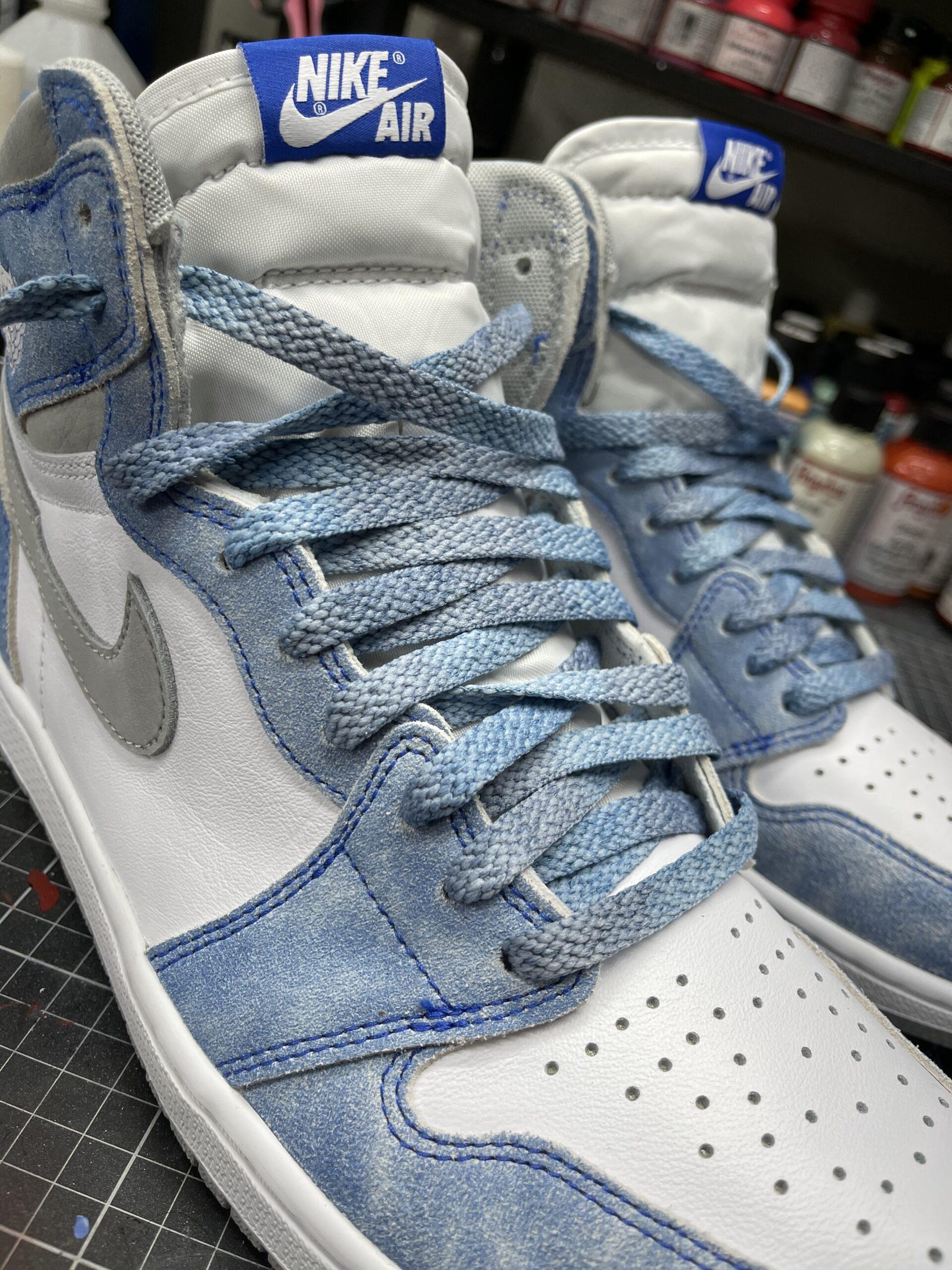 Vintage Distressed Shoelaces