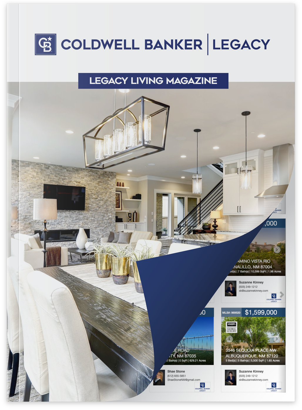 CB Legacy - Digital Magazine
