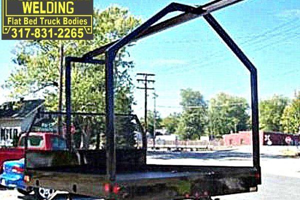 Mooresville Welding, Inc. Flatbed Truck Body #4551