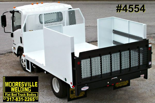 Mooresville Welding, Inc. Flatbed Truck Body #4554