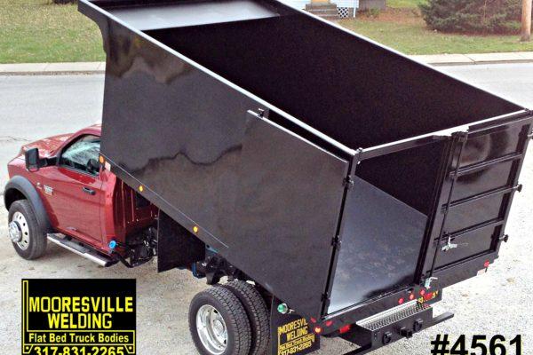 Mooresville Welding, Inc. Flatbed Truck Body #4561