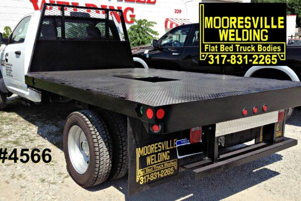 Mooresville Welding, Inc. Flatbed Truck Body #4566