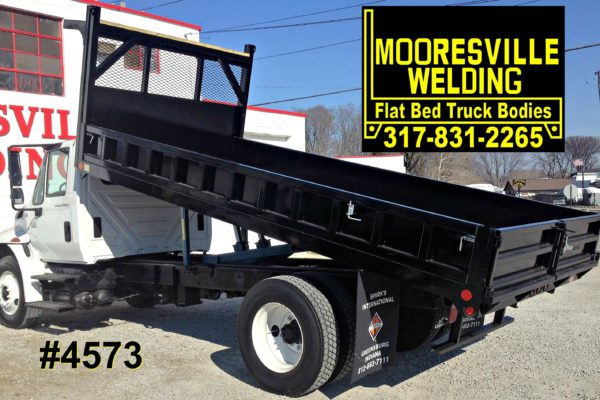 Mooresville Welding, Inc. Flatbed Truck Body #4573