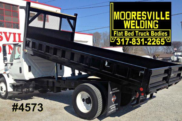 Mooresville Welding, Inc. Flatbed Truck Body #4573