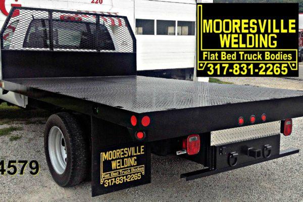 Mooresville Welding, Inc. Flatbed Truck Body #4579