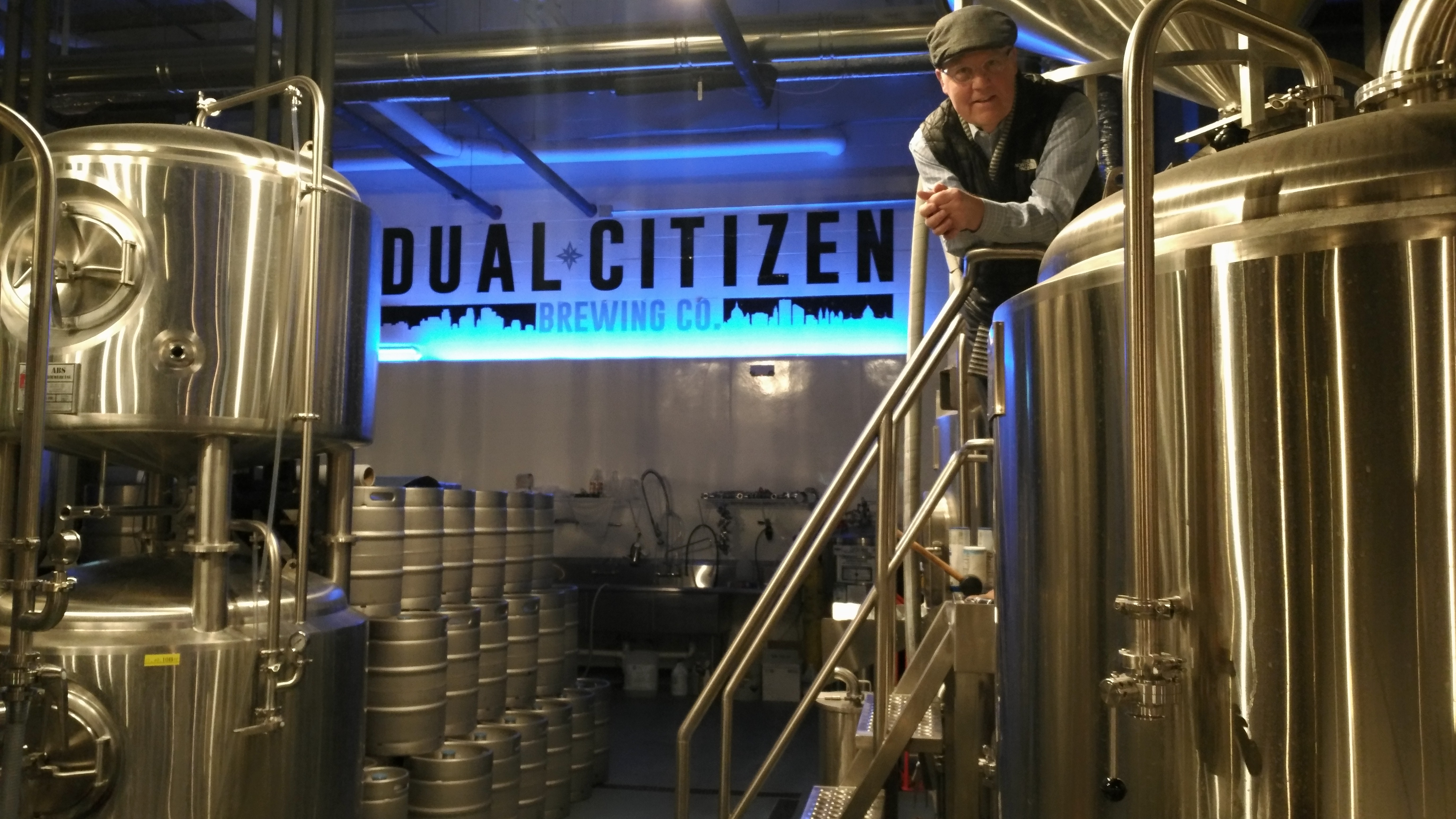 Dual Citizen Brewery Beer