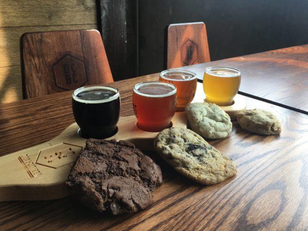 Beer + Cookie Pairing 6-8pm