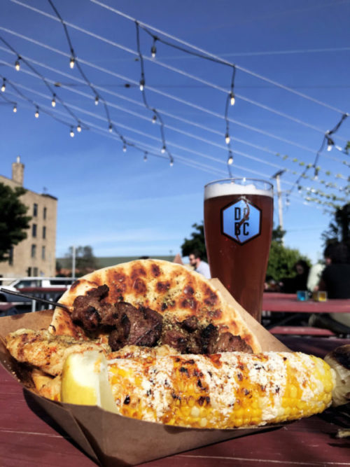 NAUGHTY CITIZEN GRILL-OUT 5-9pm
