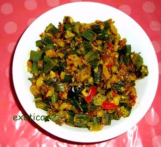 achari bhindi masala