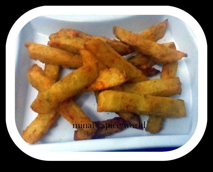 Potato finger