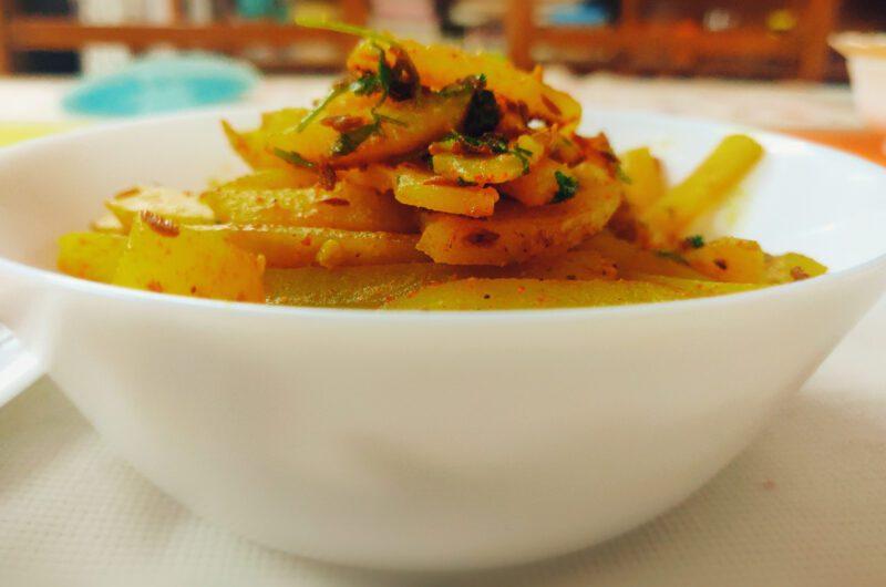 ALOO BHURJI - Simple Day To Day Recipe