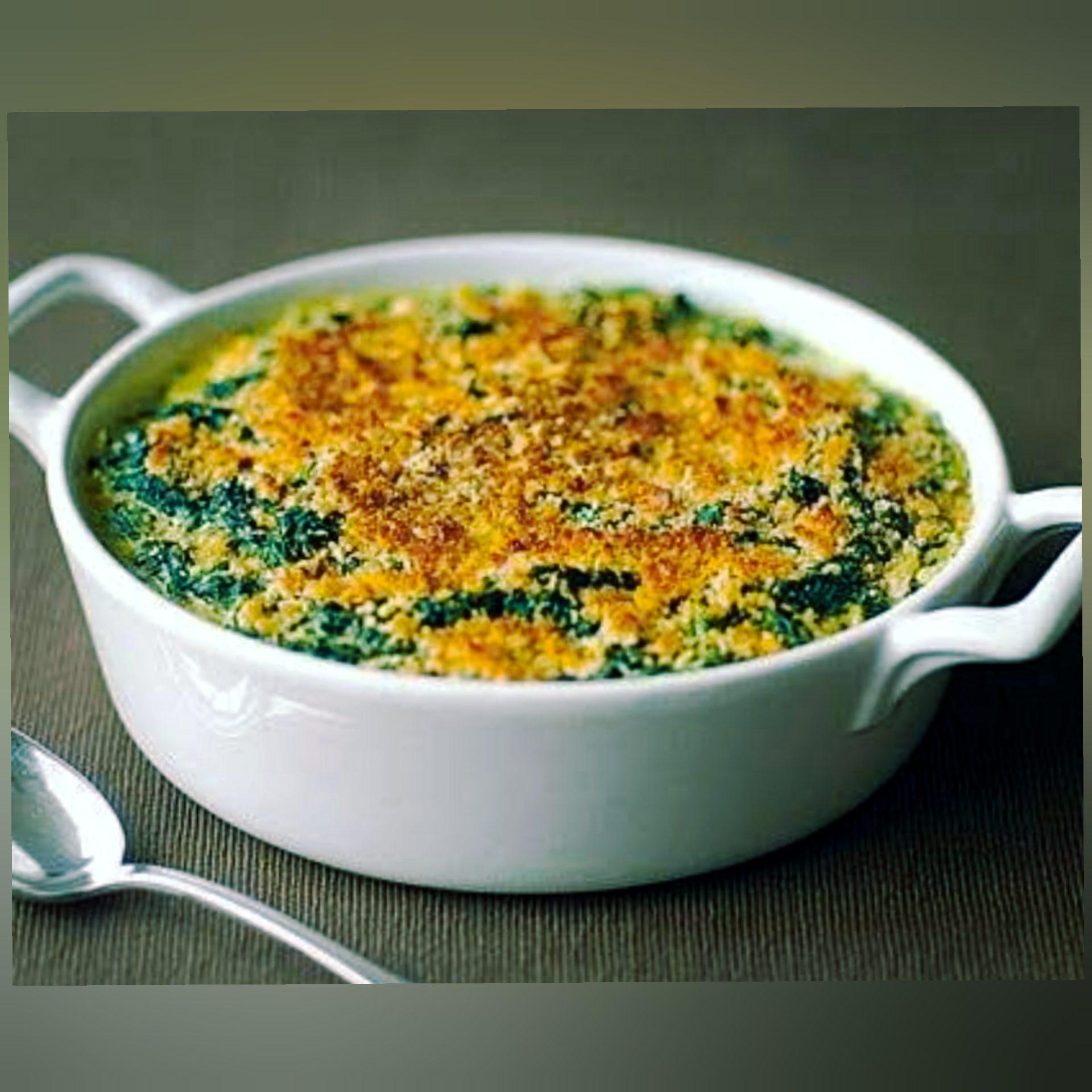 vegetable Au gratin