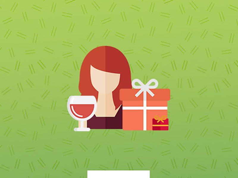Holiday Wine Sales Loyalty