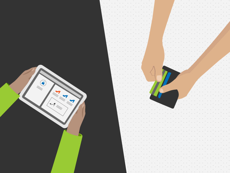 Winning Micro-Moments with Loyalty Preview Illustration
