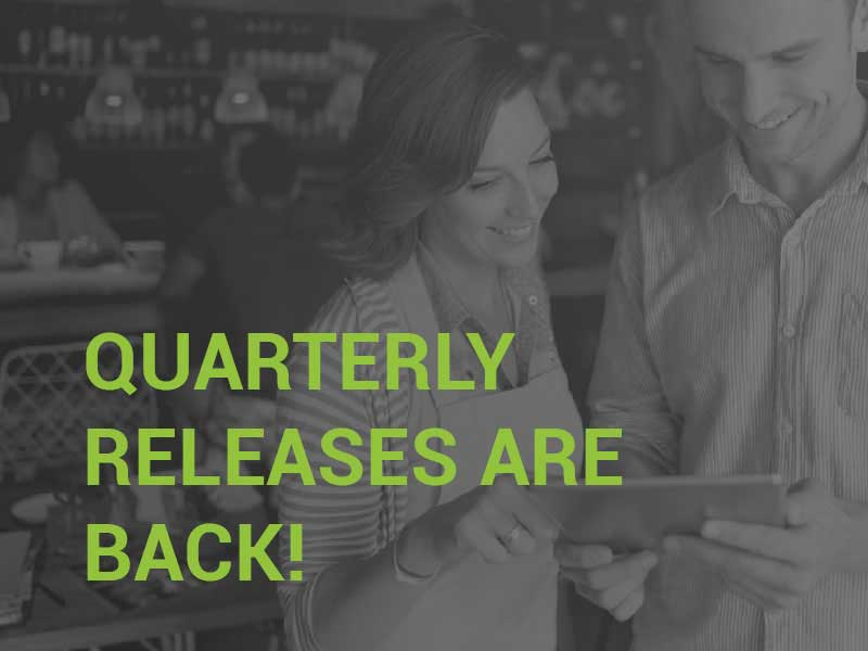 Quarterly Releases Preview