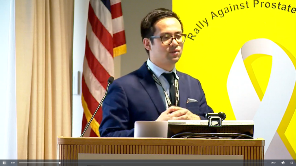 Blacks with Prostate Cancer Less Likely to Get Ideal Treatment with Dr. Quoc-Dien Trinh