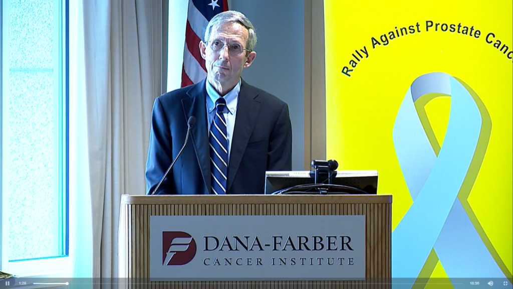 Managing the Emotional and Psychological Impact of Prostate Cancer with Dr. John Peteet