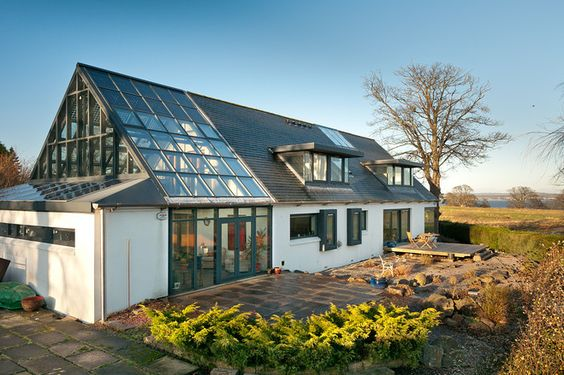 Aesthetics Solar Homes