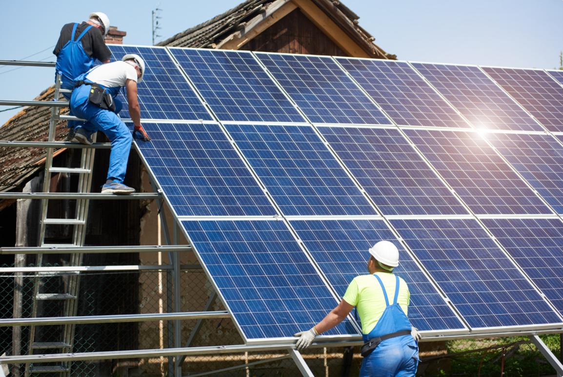 choosing local solar company