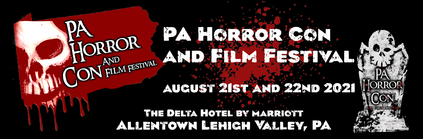 PA Horror Con and Film Festival