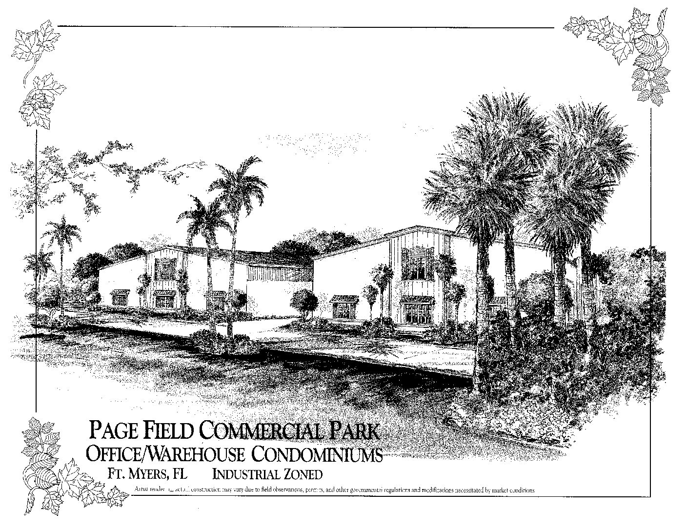 Page Field Commercial Park Office Condominiums