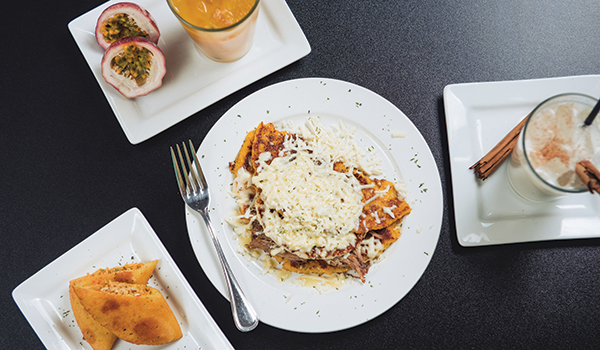 South Bend's Mango Cafe offers Caribbean flavor