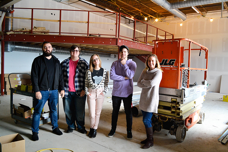 Young collective brings Garage Arcade Bar to growing downtown South Bend